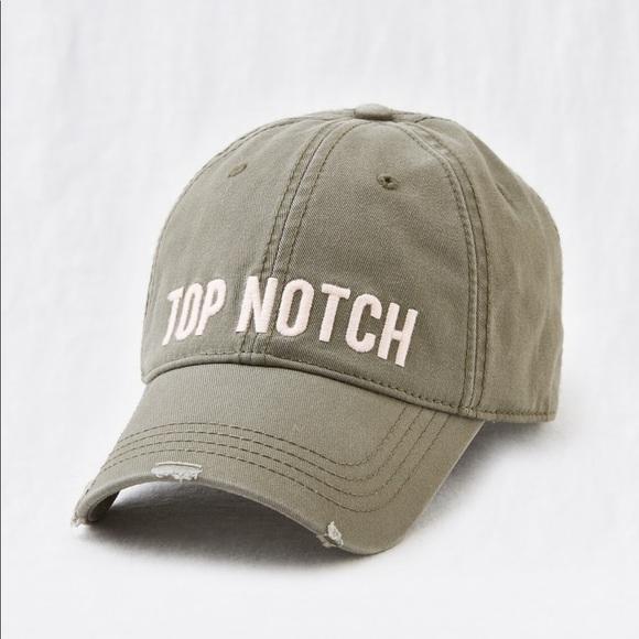 """aerie Accessories - aerie """"top notch"""" baseball cap 7e95833d963"""